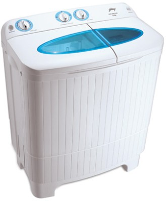 Buy Godrej GWS 6001 PPI Semi-Automatic 6 kg Washer Dryer: Washing Machine