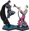 DC Direct Ultimate Showdown Batman Vs The Joker Statue Set