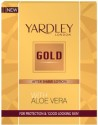 Yardley Gold Aftershave Lotion - 100 Ml