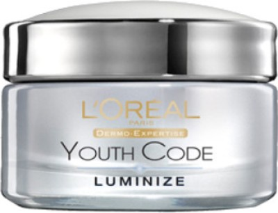 Loreal Paris Youth Code Luminize Moisturizing Day Cream - 50 Ml