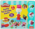 Funskool Play-Doh Softy Ice Cream Swirl
