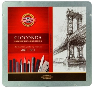Buy Koh-I-Noor Hardtmuth Gioconda Art Set: Art Set