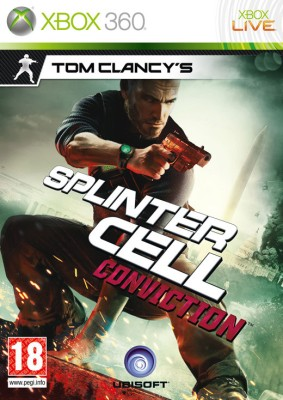 Buy Tom Clancy's : Splinter Cell Conviction: Av Media