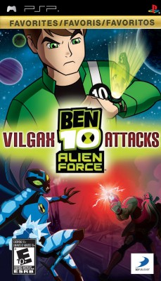 Buy BEN 10 : Alien Force Vilgax Attacks: Av Media