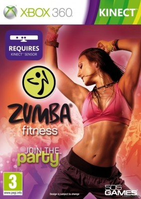 Buy Zumba Fitness (Kinect Required): Av Media