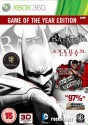 Batman: Arkham City (Game Of The Year Edition) - Games, Xbox 360