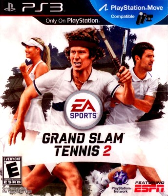 Buy Grand Slam Tennis 2: Av Media