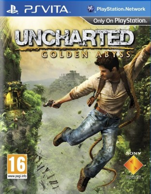 Buy Uncharted: Golden Abyss: Av Media