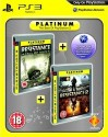 Resistance Fall Of Man & Resistance 2 - Bundle - Games, PS3