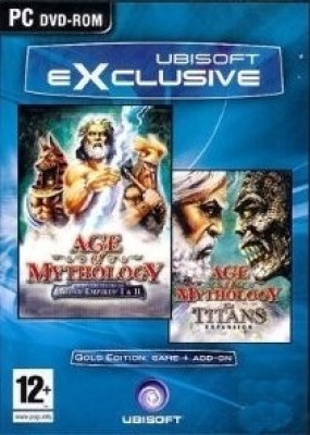 Buy Age Of Mythology Gold Edition: Av Media
