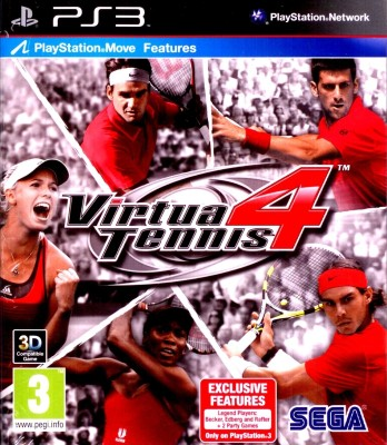 Buy Virtua Tennis 4: Av Media