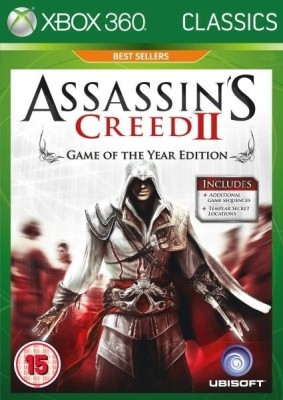 Buy Assassin's Creed II (Game Of The Year Edition): Av Media