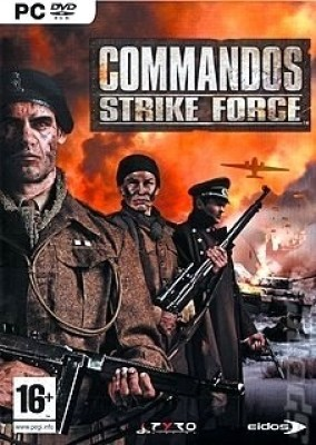 Buy Commandos : Strike Force: Av Media