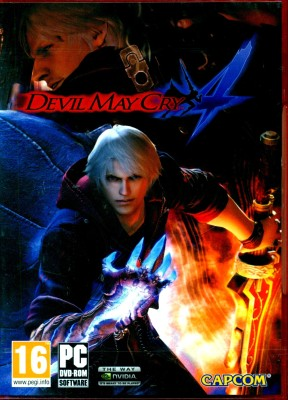 Buy Devil May Cry 4: Av Media