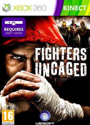 Buy Fighters Uncaged (Kinect Required): Av Media