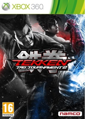 Buy Tekken Tag Tournament 2: Av Media