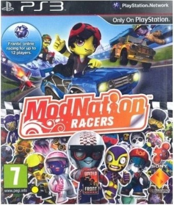 Buy ModNation Racers [Essentials]: Av Media