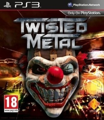 Buy Twisted Metal: Av Media