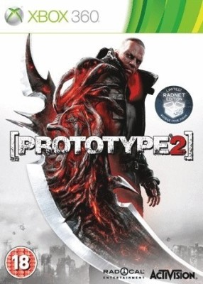 Buy Prototype 2 (Radnet Edition): Av Media