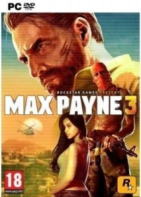 Buy Max Payne 3: Av Media