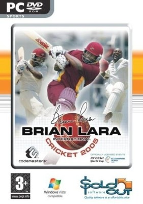 Buy Brian Lara International Cricket 2005: Av Media