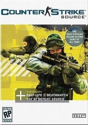 Buy Counter Strike : Source: Av Media