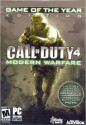 Call Of Duty 4 : Modern Warfare [Game Of The Year Edition] - Games, PC