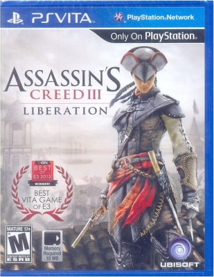 Buy Assassin's Creed III: Liberation: Av Media