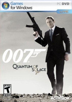 Buy 007: Quantum Of Solace: Av Media