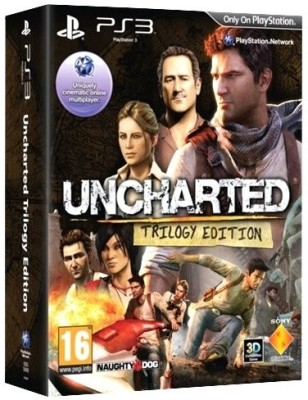 Buy Uncharted Trilogy Edition: Av Media
