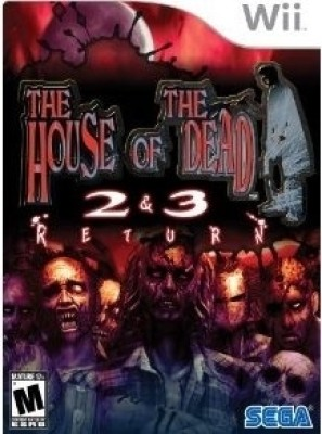 Buy House Of The Dead 2 & 3 Return: Av Media