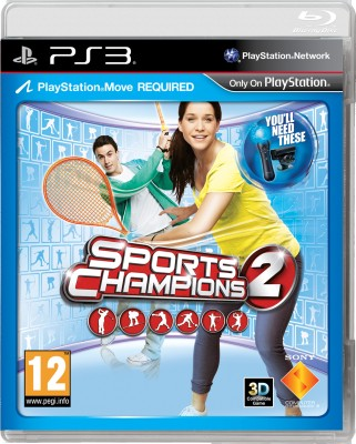 Buy Sports Champions 2 (Move Required): Av Media