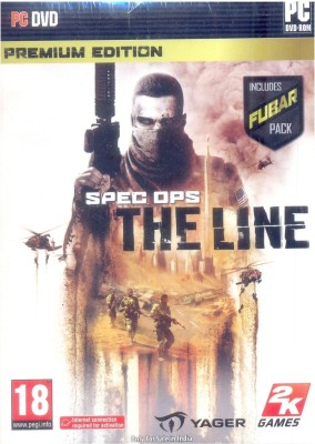 Buy Spec Ops: The Line (Premium Edition): Av Media
