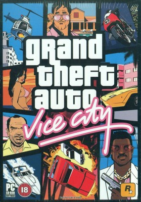 Buy Grand Theft Auto : Vice City: Av Media