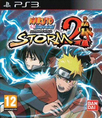 Buy Naruto Shippuden: Ultimate Ninja Storm 2: Av Media