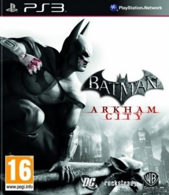 Buy Batman: Arkham City: Av Media