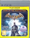 Batman: Arkham Asylum (Game Of The Year Edition) - Games, PS3
