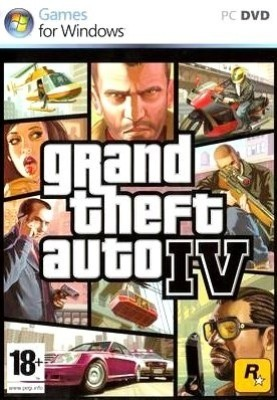 Buy Grand Theft Auto IV: Av Media