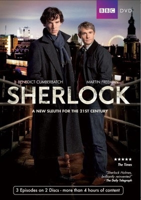 Buy Sherlock Series 1: Av Media