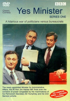 Buy Yes Minister - Series 1: Av Media