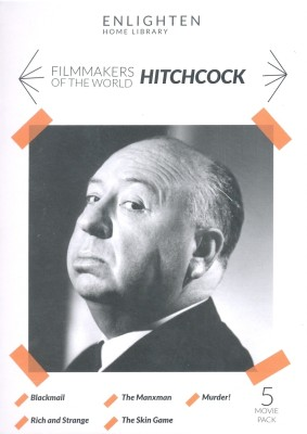 Buy Master Of Suspense Alfred Hitchcock Five Early Films: Av Media