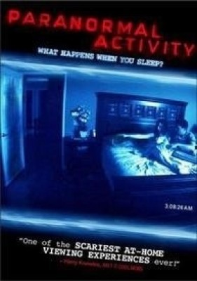Buy Paranormal Activity: Av Media