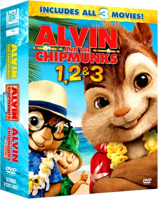 Buy Alvin And The Chipmunks Trilogy: Av Media
