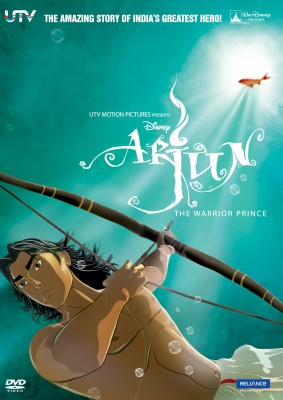 Buy Arjun - The Warrior Prince: Av Media