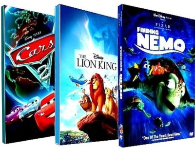 Buy Cars 2 / The Lion King / Finding Nemo: Av Media