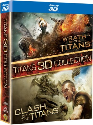 Buy Clash Of The Titans & Wrath Of The Titans 3D: Av Media