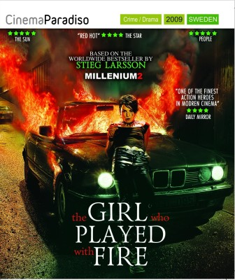 Buy The Girl Who Played With Fire: Av Media