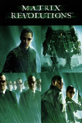 Buy The Matrix Revolutions: Av Media
