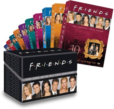 Buy Friends: The Complete Series Boxset: Av Media