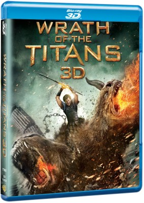 Buy Wrath Of The Titans 3D: Av Media